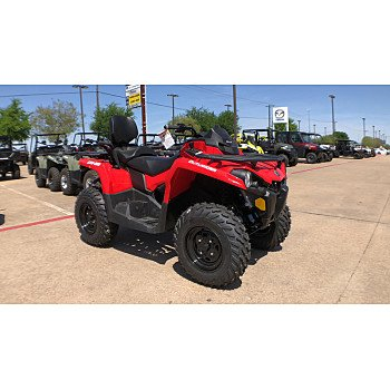 2019 Can-Am Outlander MAX 450 for sale 200712395