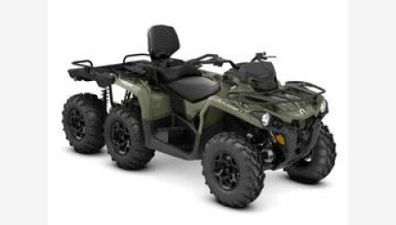 2019 Can-Am Outlander MAX 450 for sale 200680658