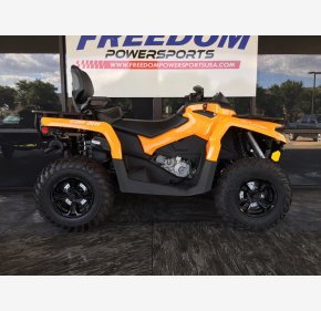 2019 Can-Am Outlander MAX 450 for sale 200757723