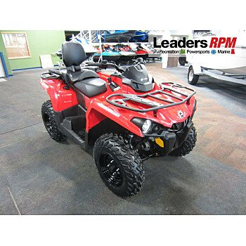 2019 Can-Am Outlander MAX 570 for sale 200684601