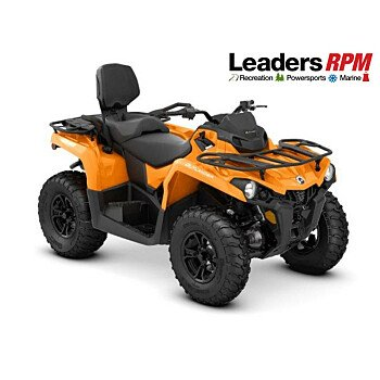 2019 Can-Am Outlander MAX 570 for sale 200684611