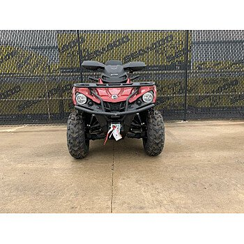 2019 Can-Am Outlander MAX 570 XT for sale 200722420