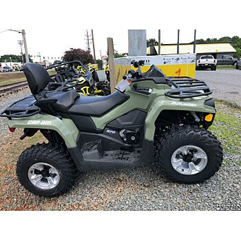 2019 Can-Am Outlander MAX 570 for sale 200733078