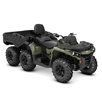 2019 Can-Am Outlander MAX 650 for sale 200590380