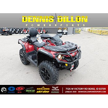 2019 Can-Am Outlander MAX 650 XT for sale 200655213