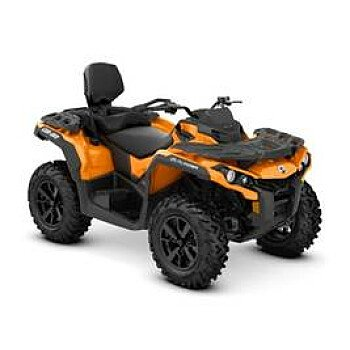 2019 Can-Am Outlander MAX 650 for sale 200678601