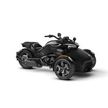 2019 Can-Am Spyder F3 for sale 200678240