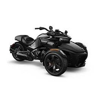 2019 Can-Am Spyder F3 for sale 200680435