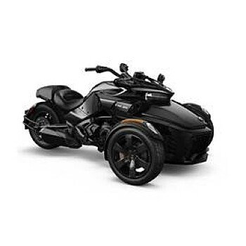 2019 Can-Am Spyder F3 for sale 200680675