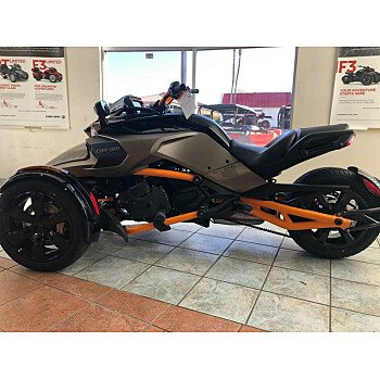 2019 Can-Am Spyder F3 for sale 200704469
