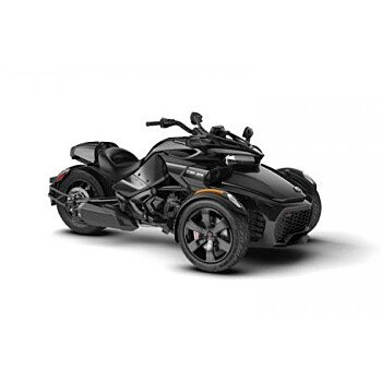 2019 Can-Am Spyder F3 for sale 200719658