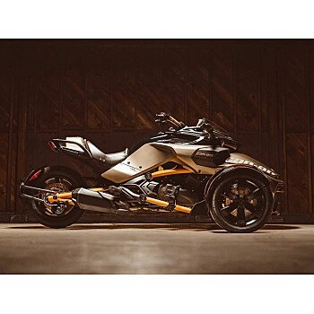 2019 Can-Am Spyder F3-S for sale 200883802