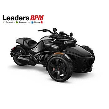 2019 Can-Am Spyder F3 for sale 200684726