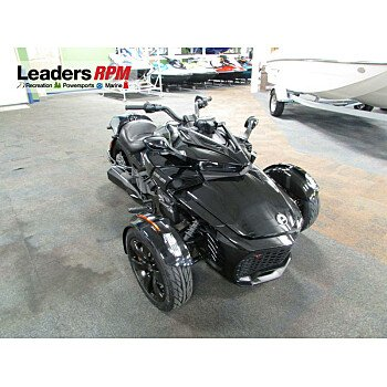 2019 Can-Am Spyder F3 for sale 200684727