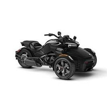 2019 Can-Am Spyder F3 for sale 200685978