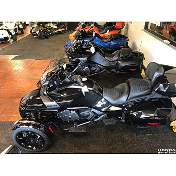 2019 Can-Am Spyder F3 for sale 200696884