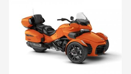 2019 Can-Am Spyder F3 for sale 200720930