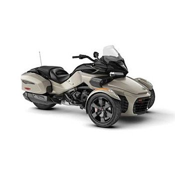 2019 Can-Am Spyder F3 for sale 200727959