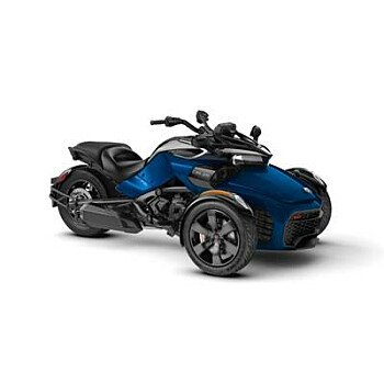 2019 Can-Am Spyder F3 for sale 200731351