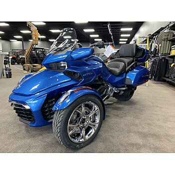 2019 Can-Am Spyder F3 for sale 200732332