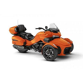 2019 Can-Am Spyder F3 for sale 200774235