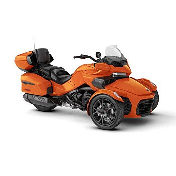 2019 Can-Am Spyder F3 for sale 200781470