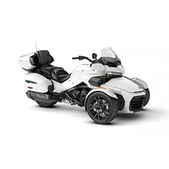 2019 Can-Am Spyder F3 for sale 200834027