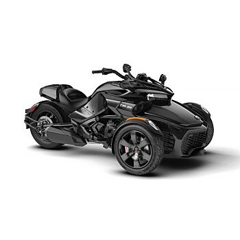 2019 Can-Am Spyder F3 for sale 200858553