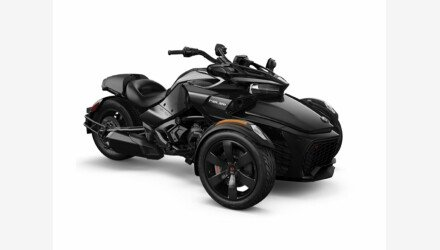 2019 Can-Am Spyder F3 for sale 201020442