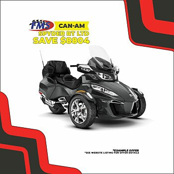 2019 Can-Am Spyder RT for sale 200857817