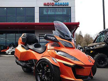 2019 Can-Am Spyder RT for sale 200866236