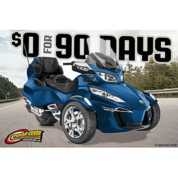 2019 Can-Am Spyder RT for sale 201020444