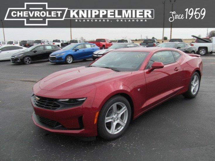 2019 Chevrolet Camaro Coupe For Sale Near Blanchard