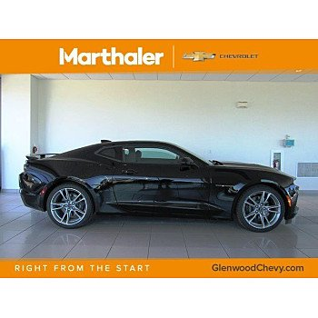 2019 Chevrolet Camaro SS Coupe for sale 101150175