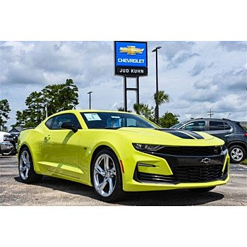 2019 Chevrolet Camaro SS Coupe for sale 101161651