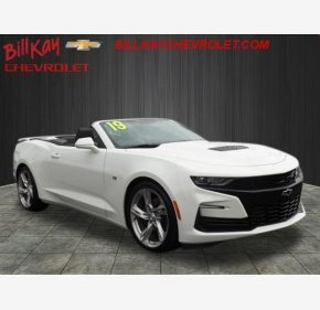 2019 Chevrolet Camaro for sale 101175075