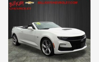 2019 Chevrolet Camaro for sale 101175075