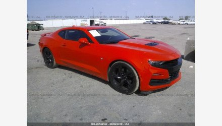 2019 Chevrolet Camaro SS Coupe for sale 101218812