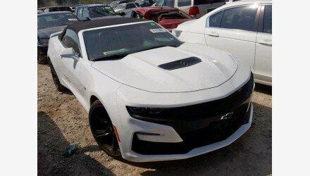 2019 Chevrolet Camaro for sale 101225062