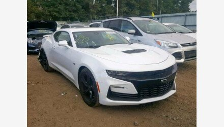 2019 Chevrolet Camaro SS Coupe for sale 101235210