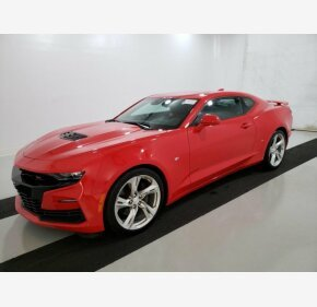 2019 Chevrolet Camaro SS Coupe for sale 101244608