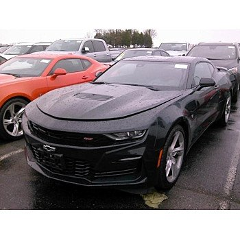 2019 Chevrolet Camaro SS Coupe for sale 101246974