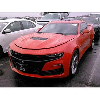 2019 Chevrolet Camaro SS Coupe for sale 101246980