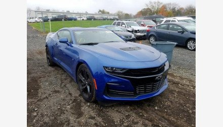 2019 Chevrolet Camaro SS Coupe for sale 101248103
