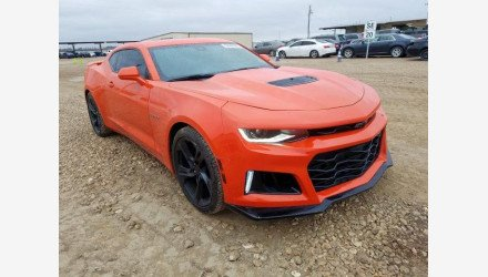 2019 Chevrolet Camaro SS Coupe for sale 101269226