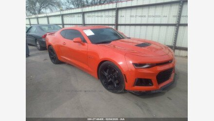 2019 Chevrolet Camaro SS Coupe for sale 101289595