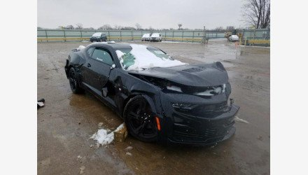 2019 Chevrolet Camaro SS Coupe for sale 101291202
