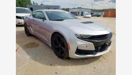2019 Chevrolet Camaro SS Coupe for sale 101305400