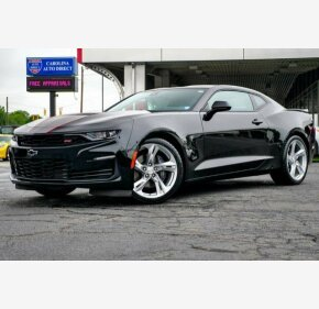 2019 Chevrolet Camaro SS Coupe for sale 101323659