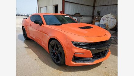 2019 Chevrolet Camaro SS Coupe for sale 101345571